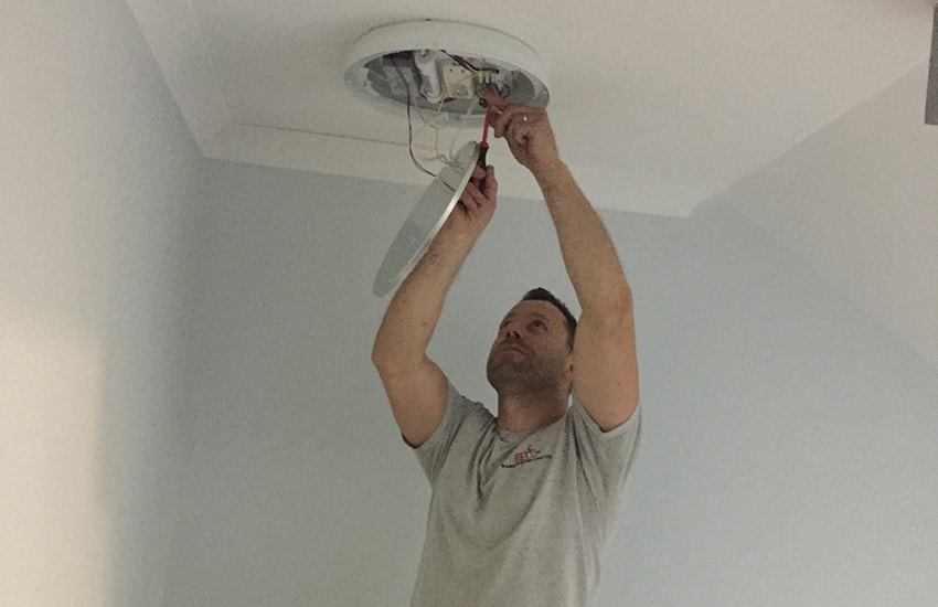 Domestic electrical services Bristol