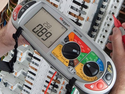 Commercial inspection and testing including PAT testing