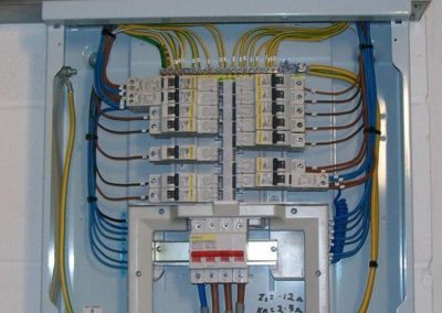 Distribution Board Change