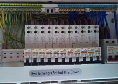Fuse Box, Consumer Unit, Fuse Board Installation
