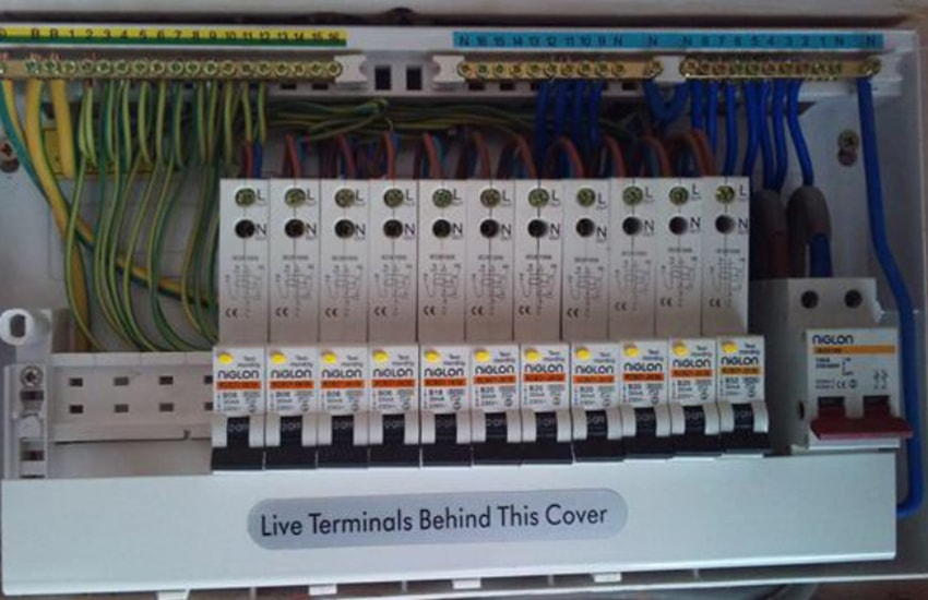 Fuse Box, Consumer Unit, Fuse Board Installation New Fuse Box Quote on